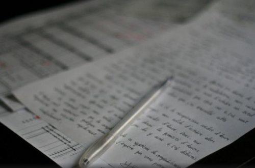 Article : Lettre à Bella